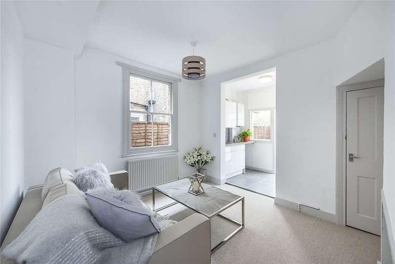 2 Bedrooms Flat for sale in Leverson Street, London, SW16