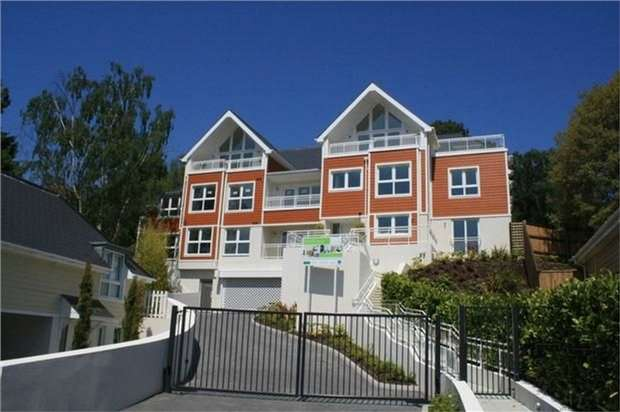 2 Bedrooms Flat for sale in 5 Munster Road, Lower Parkstone, Poole
