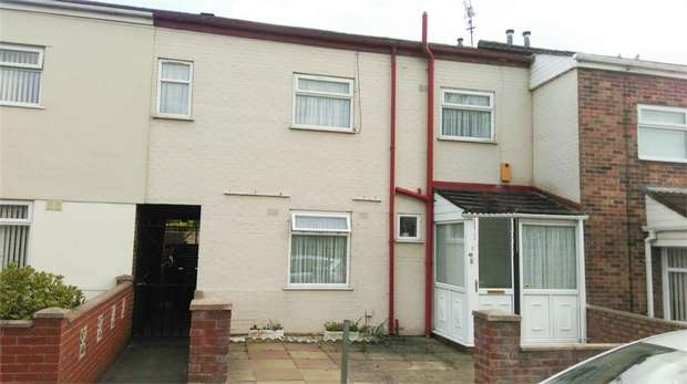 3 Bedrooms Terraced House for sale in South Park Road, Liverpool, Merseyside