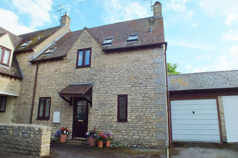 3 Bedrooms Semi Detached House for sale in Aldsworth