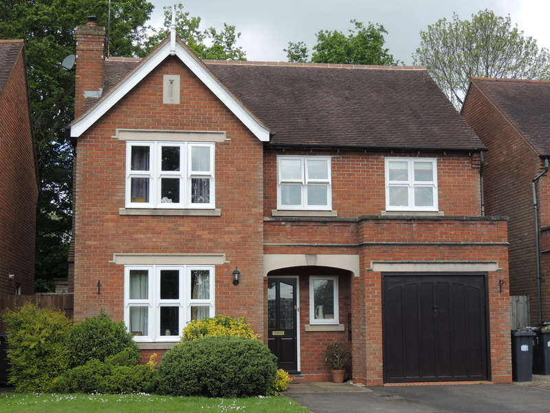 4 Bedrooms Detached House for sale in Lapworth Oaks, Lapworth