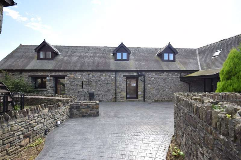4 Bedrooms Unique Property for sale in Cromlech, Eglwys Nunnydd, Margam, Port Talbot, Neath Port Talbot County Borough, SA13 2PS