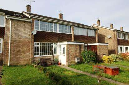 3 Bedrooms Terraced House for sale in Partridge Road, Pucklechurch, Near Bristol, Gloucestershire