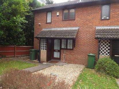 1 Bedroom End Of Terrace House for sale in Kendal Grove, Solihull, West Midlands