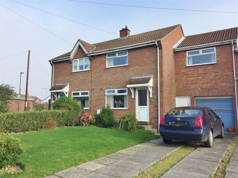 3 Bedrooms House for sale in Constable Road, Hunmanby