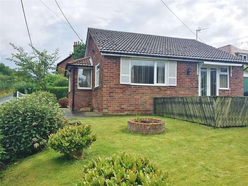 2 Bedrooms Bungalow for sale in Sunnyside, Church Hill, Reighton