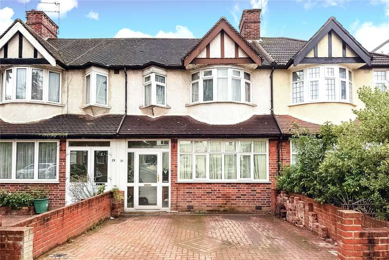 4 Bedrooms Terraced House for sale in Rickmansworth Road, Pinner, Middlesex, HA5
