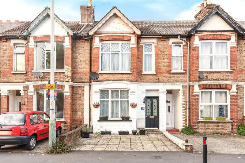 3 Bedrooms Terraced House for sale in Cowley Mill Road, Uxbridge, Middlesex, UB8