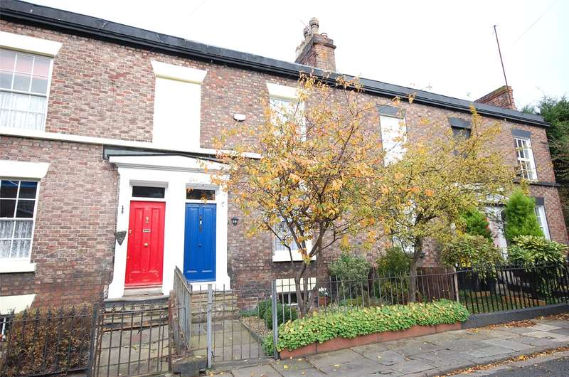 3 Bedrooms Terraced House for sale in Orford Street, Wavertree, Liverpool, L15