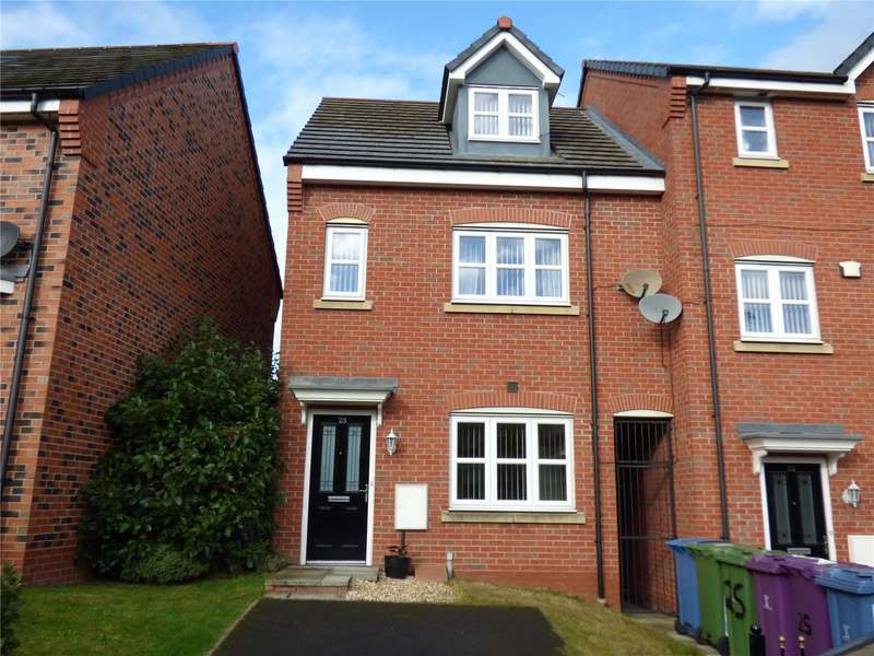 3 Bedrooms End Of Terrace House for sale in Belmont Grove, Liverpool, Merseyside, L6