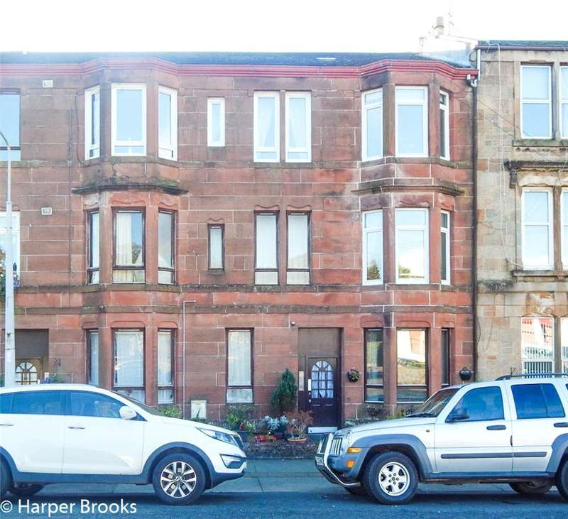 2 Bedrooms Apartment Flat for sale in East Argyle Street, Helensburgh, Argyll and Bute, G84