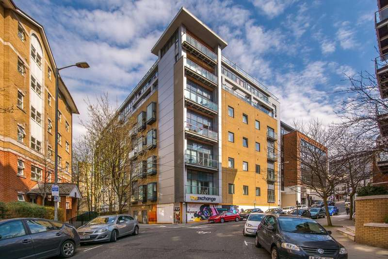 2 Bedrooms Flat for sale in Scarbrook Road, Central Croydon, CR0