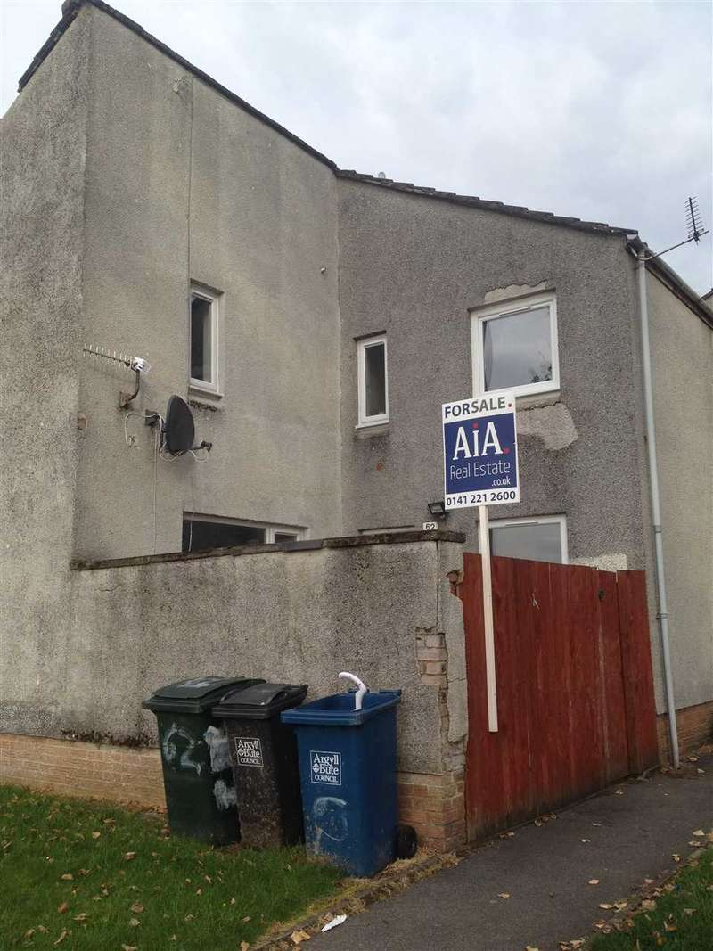3 Bedrooms Apartment Flat for sale in Old Luss Road, Helensburgh