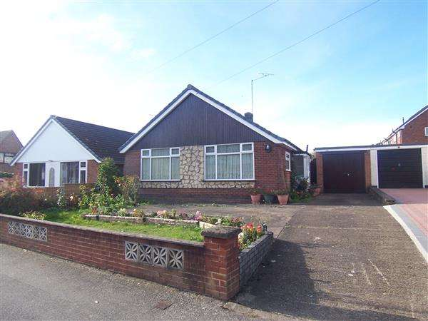 3 Bedrooms Bungalow for sale in Yewdale Crescent, Coventry
