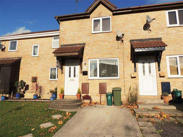 2 Bedrooms Terraced House for sale in Tylcha Ganol, Tonyrefail, Porth