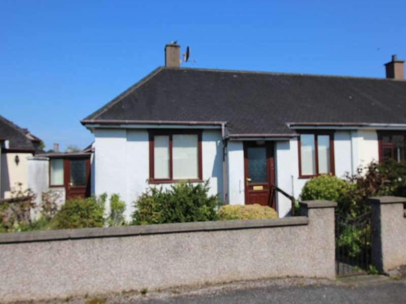 2 Bedrooms Semi Detached Bungalow for sale in Murray Road, Invergordon, IV18
