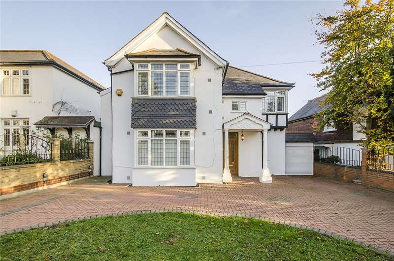 5 Bedrooms Detached House for sale in Norbury Hill, London, SW16