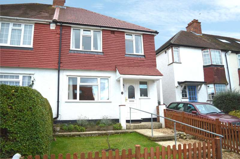 3 Bedrooms Semi Detached House for sale in Parkside Gardens, Coulsdon