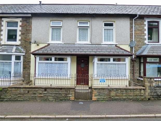 3 Bedrooms Terraced House for sale in St John Street, Ogmore Vale, Bridgend, Mid Glamorgan
