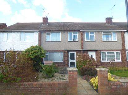 3 Bedrooms Terraced House for sale in Bletchley Drive, Coventry, West Midlands