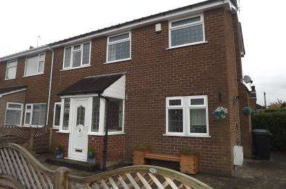 3 Bedrooms Semi Detached House for sale in Cumber Close, Wilmslow, Cheshire