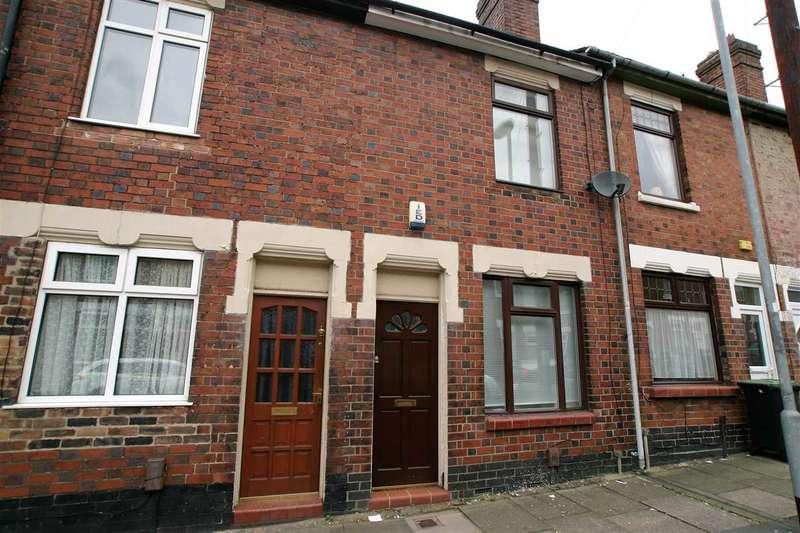 2 Bedrooms Terraced House for sale in Berdmore Street, Fenton, Stoke on Trent