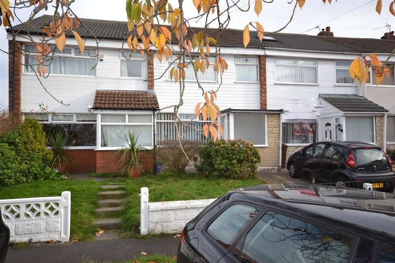 3 Bedrooms Terraced House for sale in Yew Tree Green, Melling, Liverpool