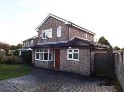 4 Bedrooms Detached House for sale in New Drake Green, Westhoughton, Bolton, Greater Manchester, BL5