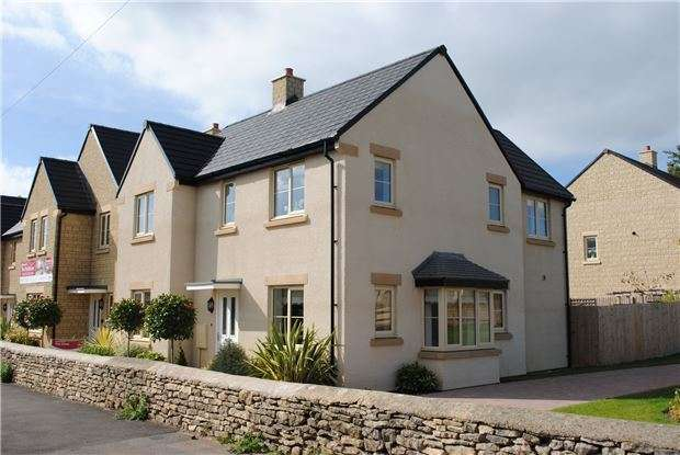4 Bedrooms Detached House for sale in Plot 5 The Paddocks, Minchinhampton, STROUD GL6 9EQ