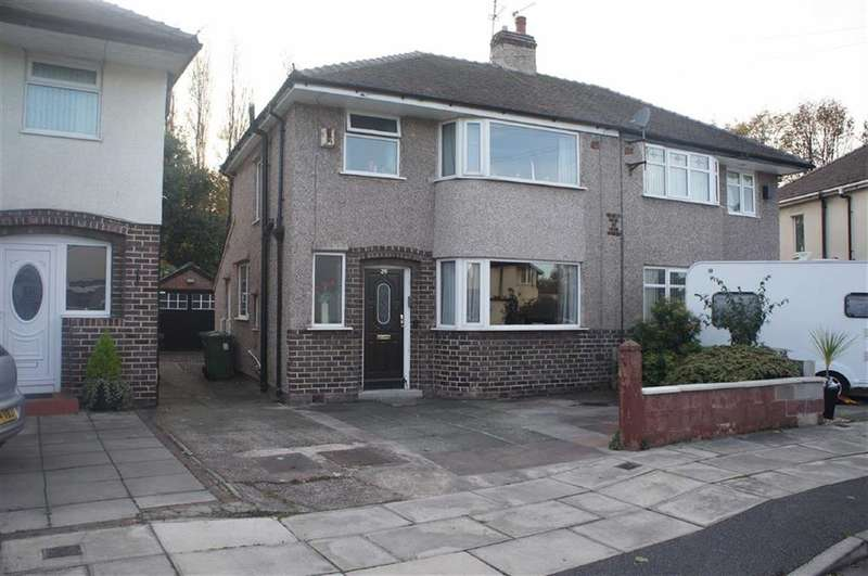 3 Bedrooms Property for sale in Mostyn Avenue, Old Roan, Merseyside