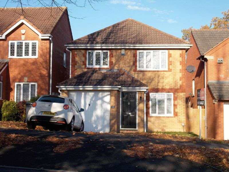 3 Bedrooms Detached House for sale in Staple Lodge Road, Birmingham