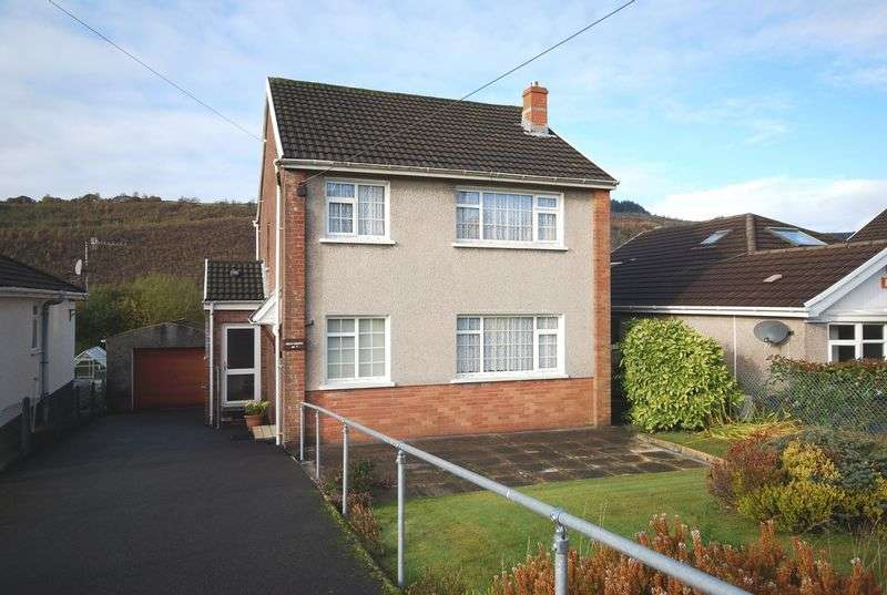 3 Bedrooms Detached House for sale in 68b Main Road, Crynant, Neath, SA10 8NT