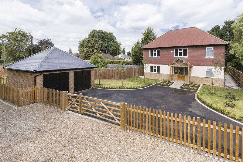 4 Bedrooms Detached House for sale in Impressive four bedroom residence, newly constructed and individually designed family home