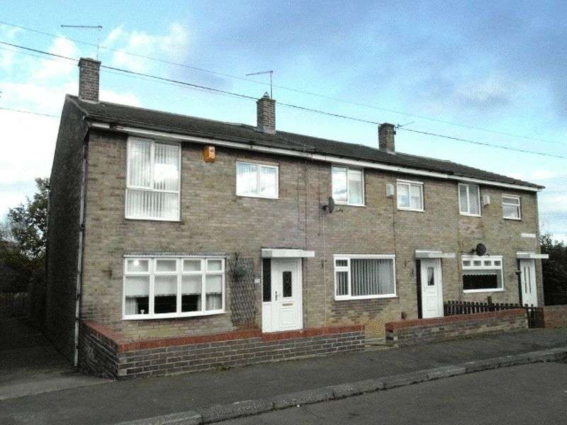 3 Bedrooms Terraced House for sale in River View, Lynemouth - Three Bedroom End Terrace House