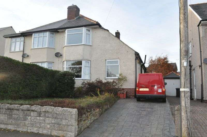 3 Bedrooms Semi Detached House for rent in 11 Barncliffe Crescent, Fulwood, SHEFFIELD, S10 4DA