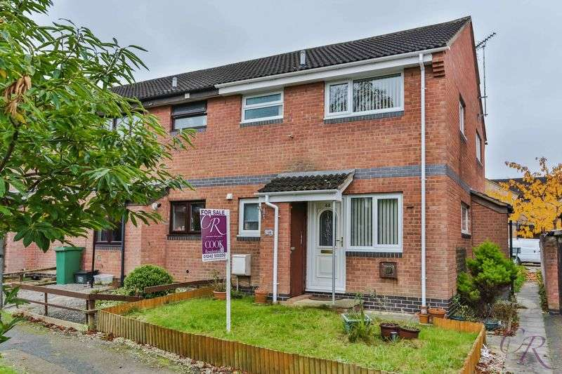 1 Bedroom Terraced House for sale in The Reddings, Cheltenham