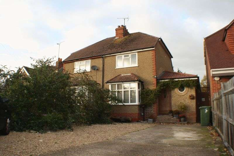 3 Bedrooms Semi Detached House for sale in Gipsy Lane, Earley