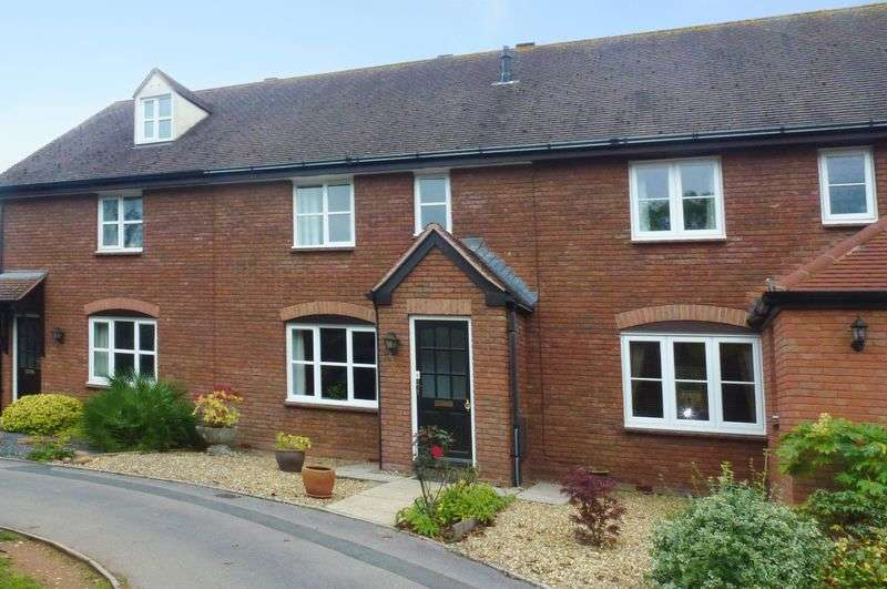 3 Bedrooms Terraced House for sale in Harts Close, Pinhoe