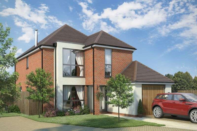 4 Bedrooms Detached House for sale in Manor Green, Harwell