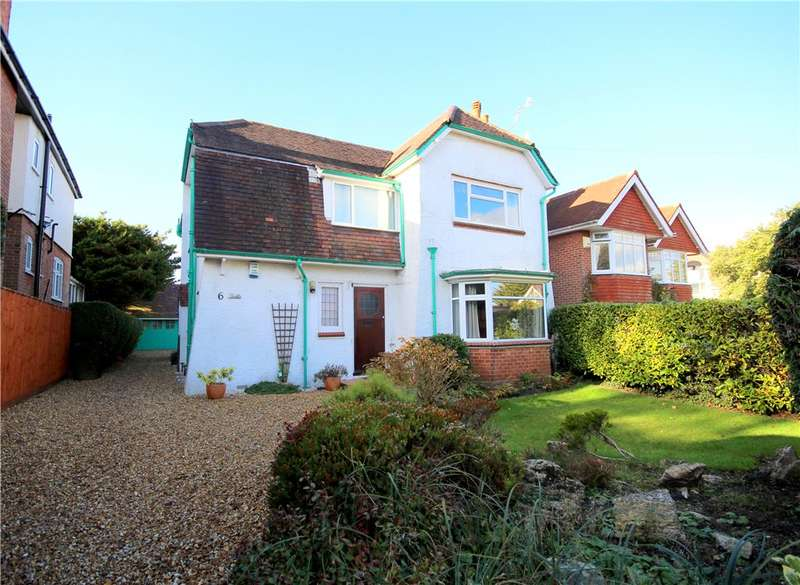 4 Bedrooms Detached House for sale in Spur Hill Avenue, Lower Parkstone, Poole, Dorset, BH14