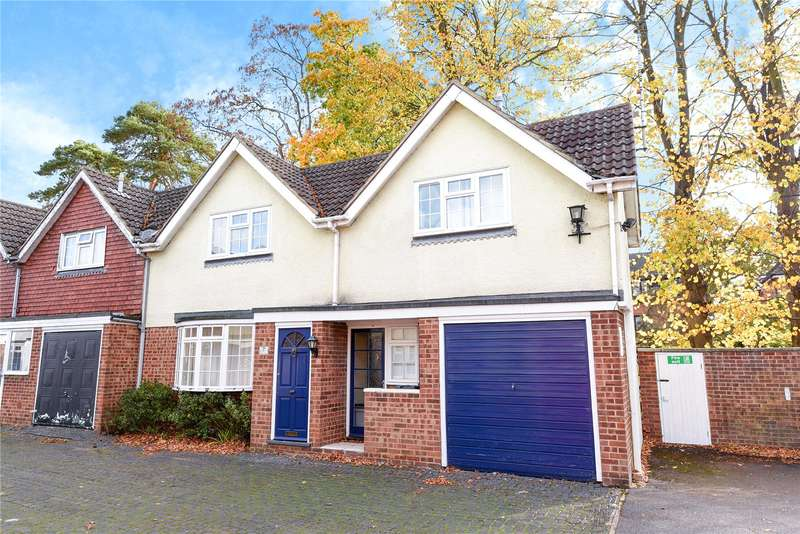 2 Bedrooms End Of Terrace House for sale in Belmont Mews, Camberley, Surrey, GU15