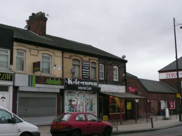 2 Bedrooms Commercial Property for sale in Stockport Road Levenshulme, M19 3wn Manchester M19 3wn