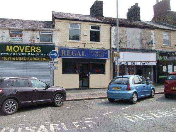 Commercial Property for sale in Duckworth Street, Regal, Darwen