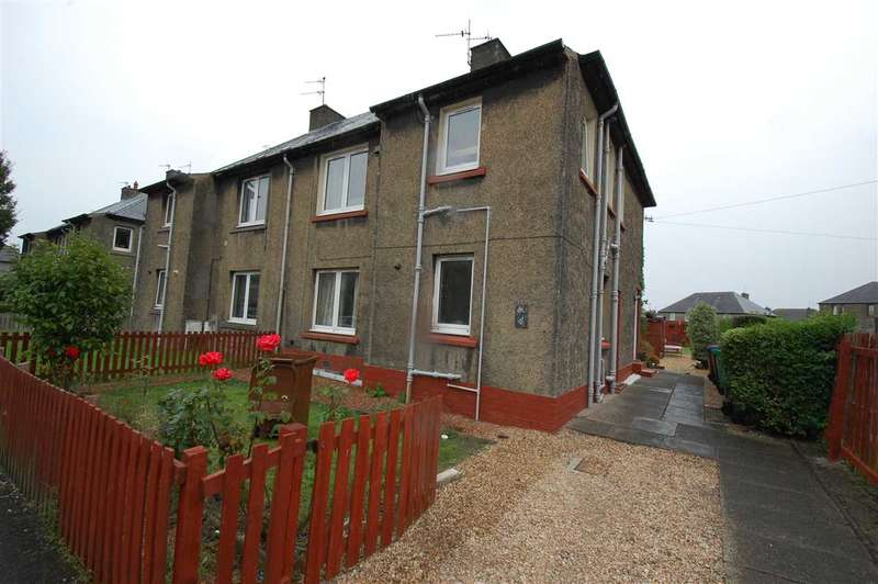 2 Bedrooms Apartment Flat for sale in Spittalfield Crescent, Inverkeithing