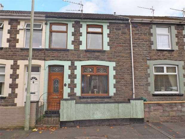 2 Bedrooms Terraced House for sale in The Parade, Ferndale, Mid Glamorgan