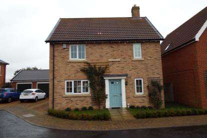 3 Bedrooms Detached House for sale in Swaffham