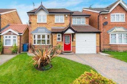 4 Bedrooms Detached House for sale in Bonchurch Drive, Liverpool, Merseyside, L15