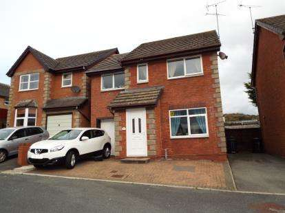 3 Bedrooms Detached House for sale in Farrington Court, Penrhyn Bay, Llandudno, Conwy, LL30