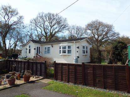 1 Bedroom Bungalow for sale in Bourne Lane, Woodlands, Southampton