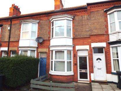 2 Bedrooms Terraced House for sale in Haddenham Road, Leicester, Leicestershire